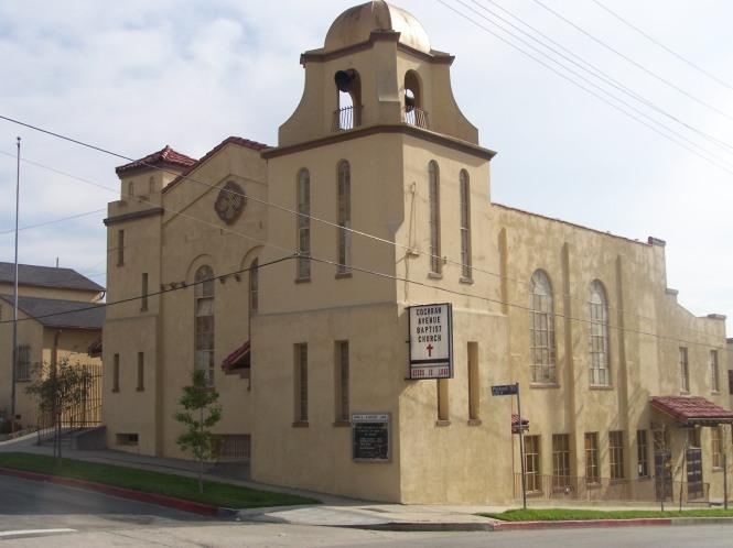 Cochrran Church Picture